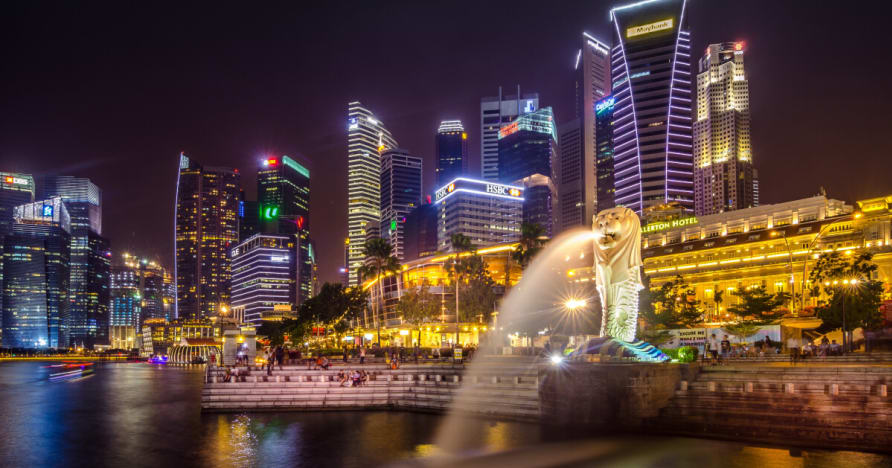 Азартные игры в Сингапуре