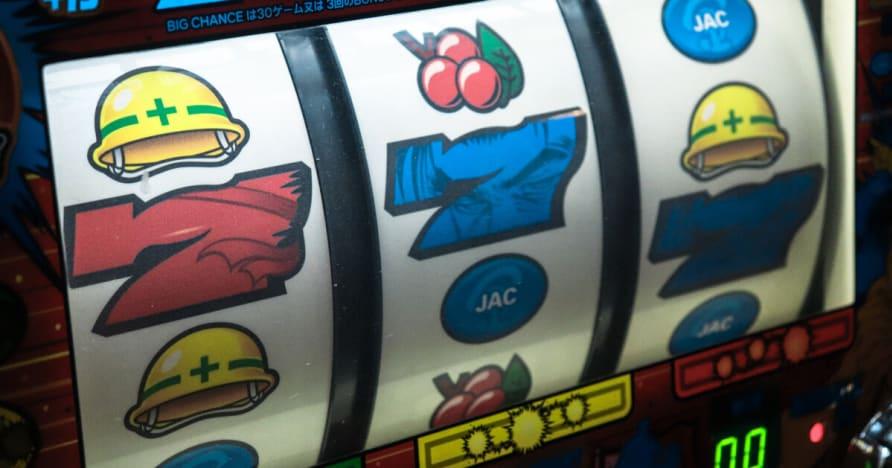 Типы игровых автоматов