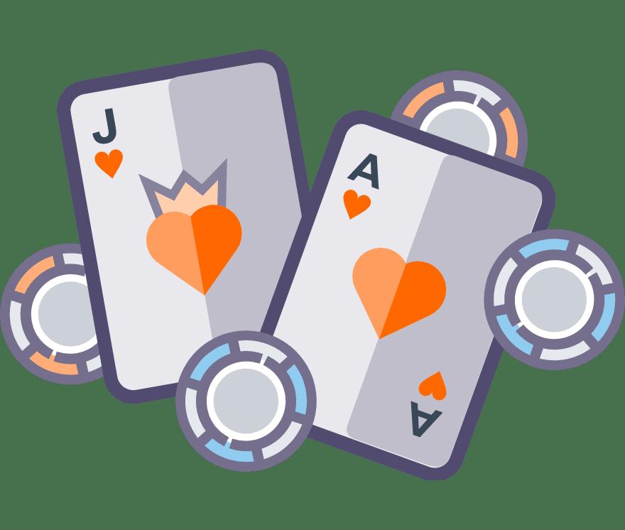Лучшие Онлайн-казино в которых есть Blackjack в 2021 году