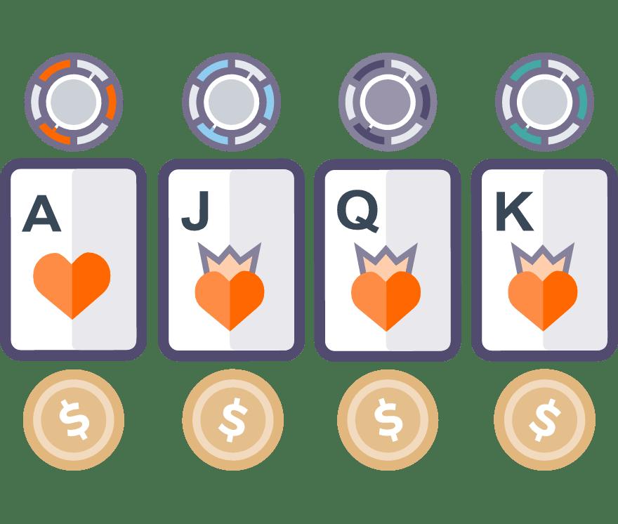 Лучшие Онлайн-казино в которых есть Фаро в 2021 году