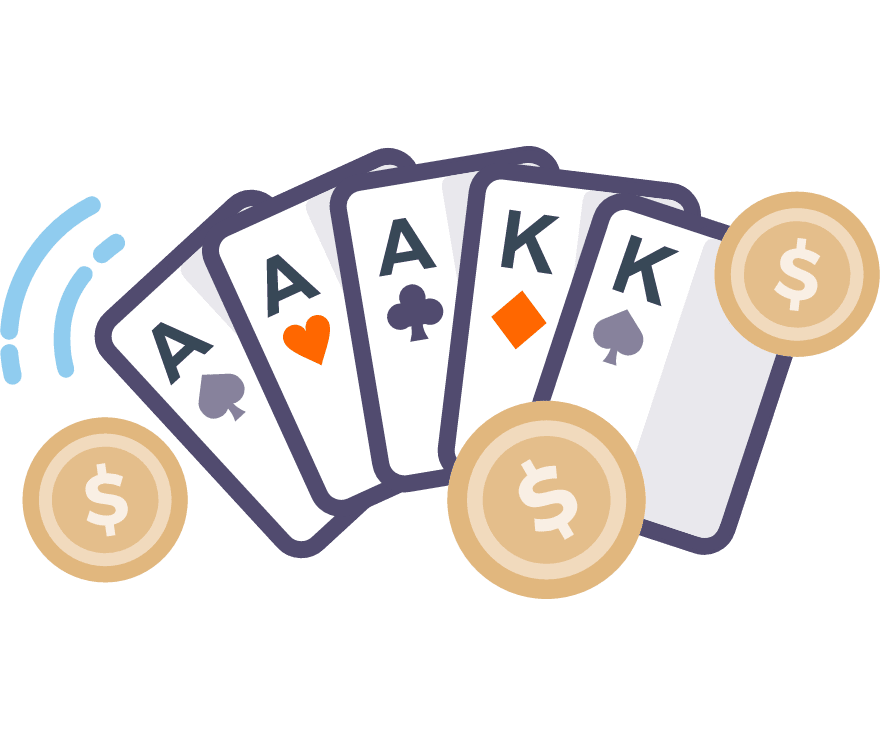 Лучшие Онлайн-казино в которых есть Покер в 2021 году