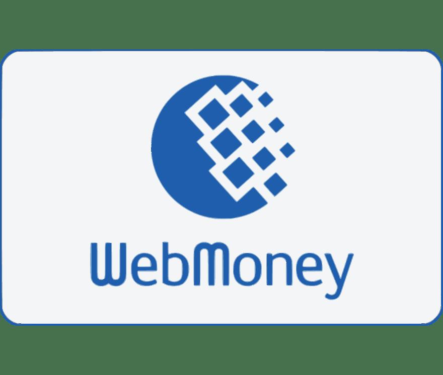 39 Онлайн-казино WebMoney