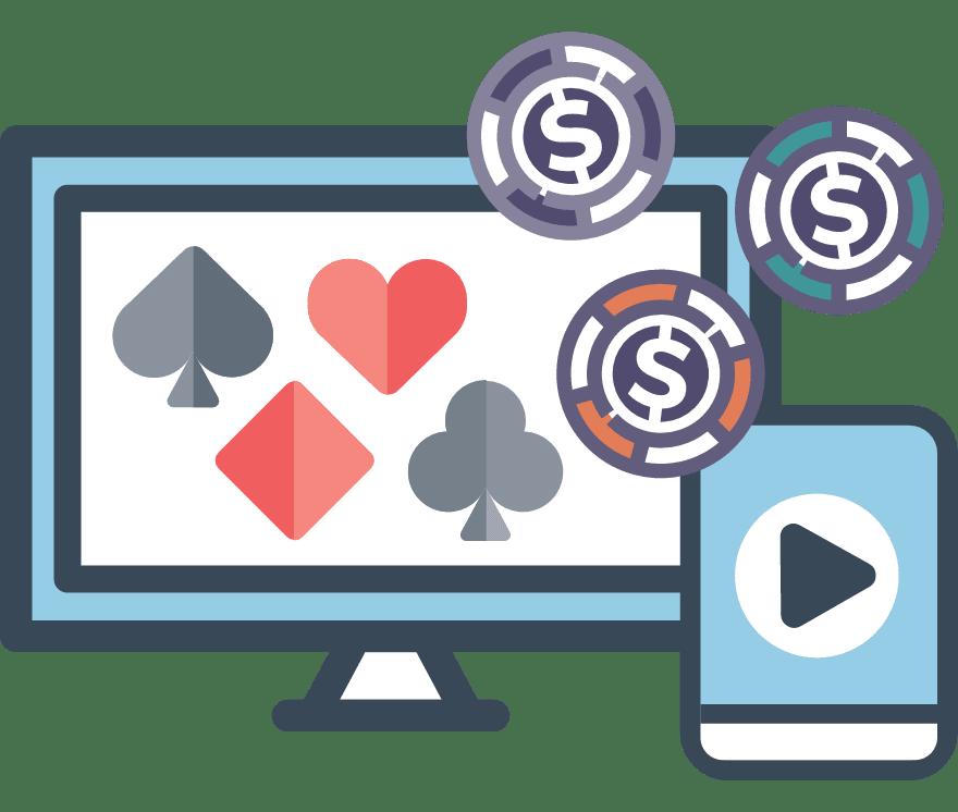 Лучшие Онлайн-казино в которых есть Видеопокер в 2021 году