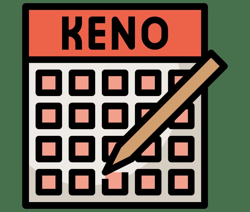 Лучшие Онлайн-казино в которых есть Кено в 2021 году