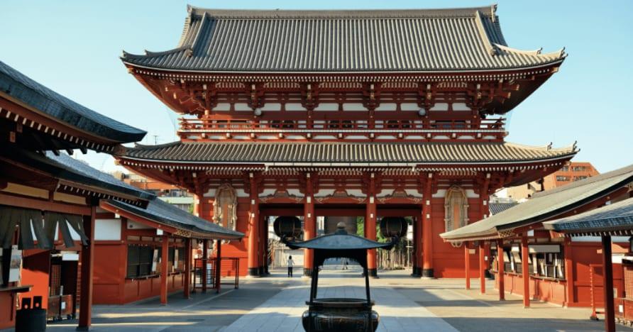 Расширение Leo Vegas на японский игровой рынок