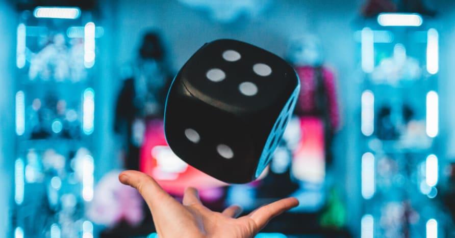 Элементы риска и преимущество казино в играх в онлайн-казино