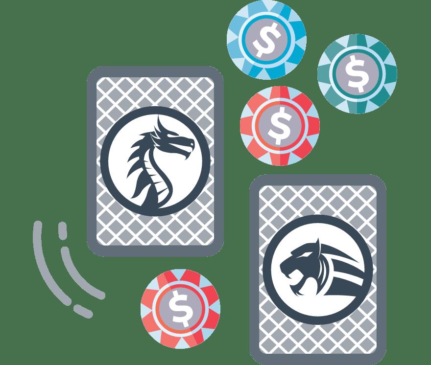 Лучшие Онлайн-казино в которых есть Дракон Тигр в 2021 году