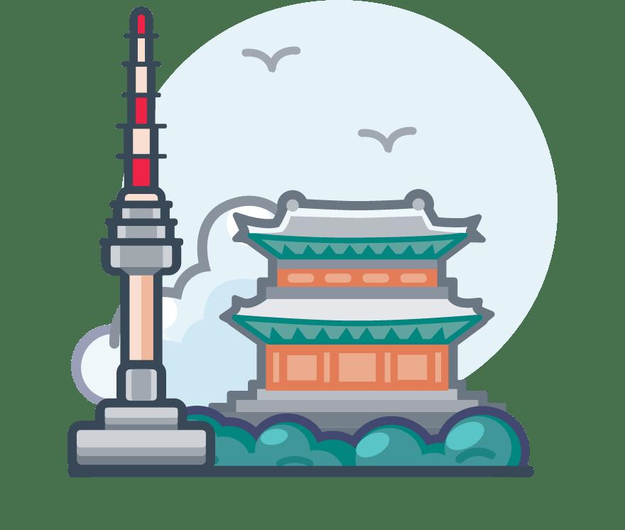 42 Лучшие Онлайн-казино в Республика Корея в 2021 году