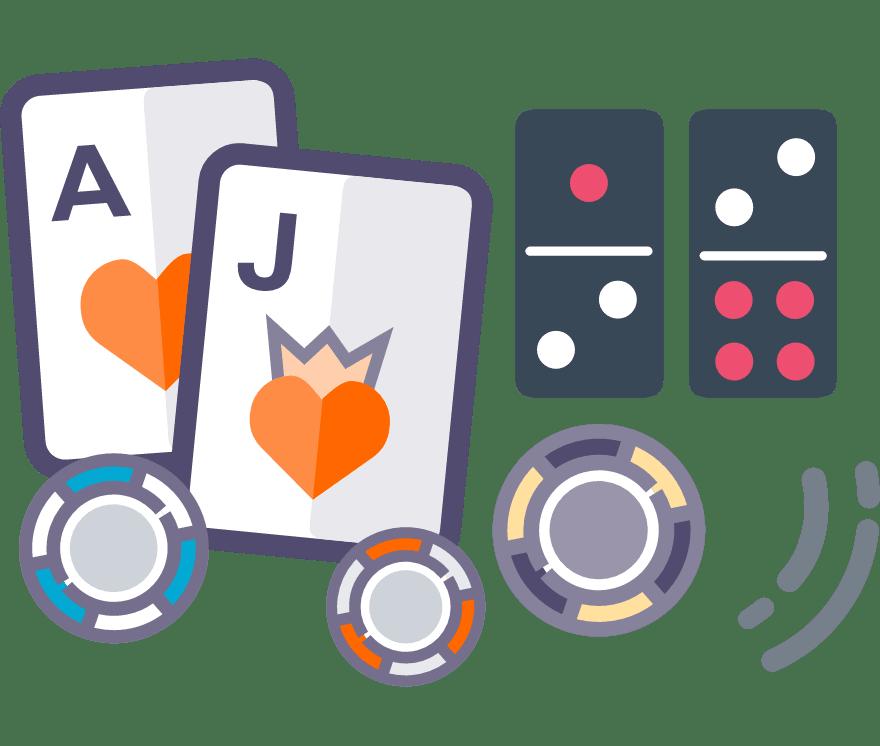 Лучшие Онлайн-казино в которых есть Pai Gow в 2021 году