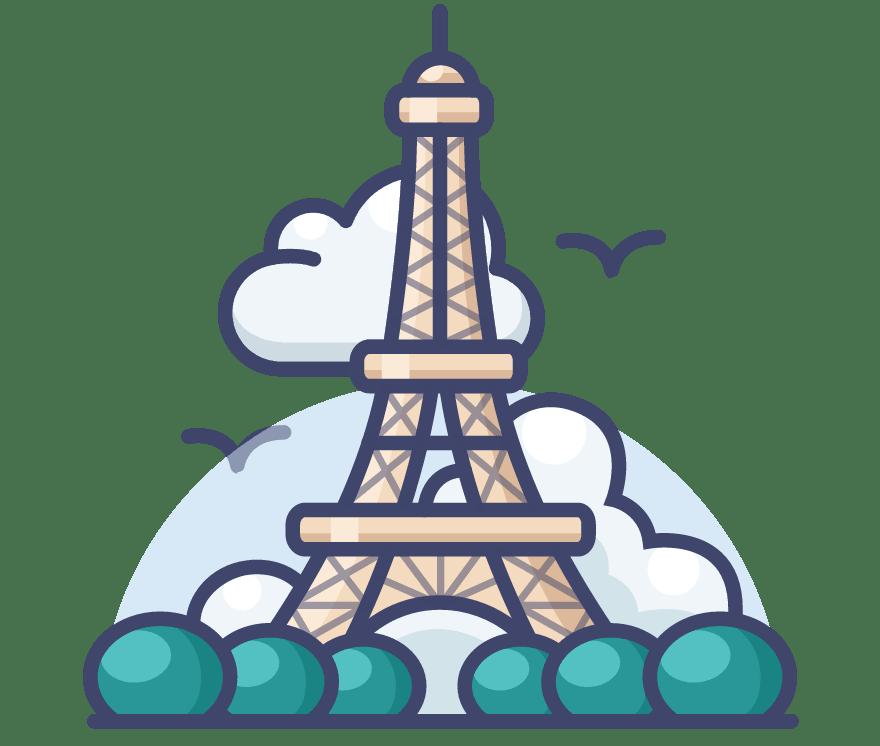 25 Лучшие Онлайн-казино в Франция в 2021 году