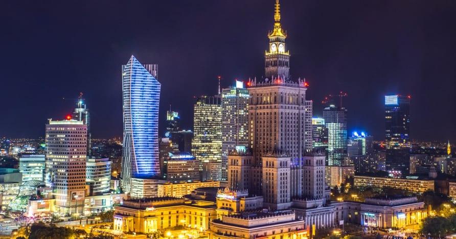 Онлайн-казино Польши: азартные игры в Интернете в Польше