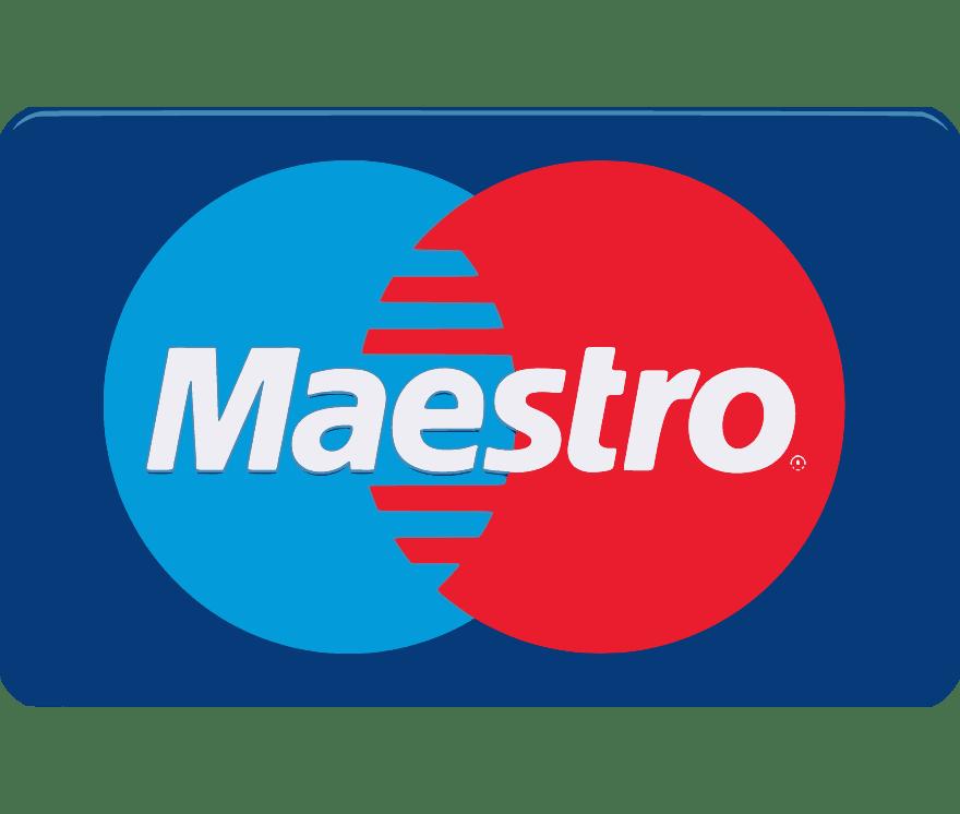 41 Онлайн-казино Maestro